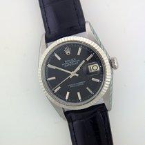 Rolex Datejust Ref.1601 'Gloss Dial' steel & white...