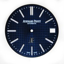 Audemars Piguet Royal Oak Jubilee Zifferblatt Blau