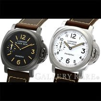 Panerai Luminor Black Seal and Day Light 8 Days Set Limited...
