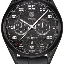 TAG Heuer Men's CAR2C90.FC6341 Carrera Calibre1887 Auto