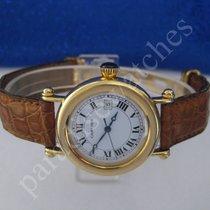 Cartier Diabolo in 750/18 Karat,Cartier Lederband+Faltschliess...