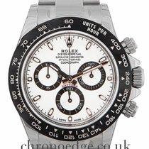 Ρολεξ (Rolex) Rolex Daytona Cosmograph 116500LN white dial,...