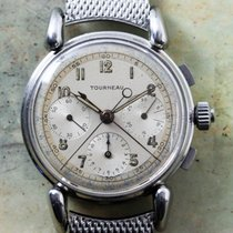 Tourneau Vintage Split-Seconds Chronograph (Record)