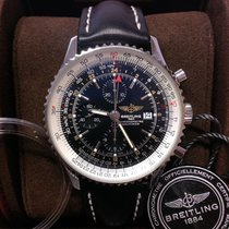 Breitling Navitimer World A24322 - Box & Papers 2016