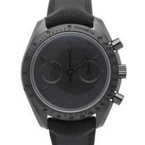 Omega Speedmaster Moonwatch Dark Side of the Moon Black