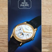Patek Philippe Manual Anleitung ( Manual ) ref 3940 in English