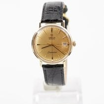 Omega Seamaster Automatic SS with Champagne Dial 1960's
