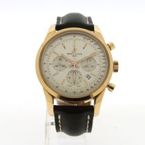 Breitling Transocean Chronograph Pink Gold RB015212/G738