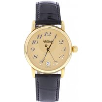 Montblanc Meisterstuck 7011 18k Gold Automatic