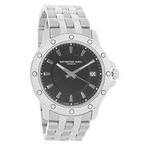 Raymond Weil Tango Stainless Steel Quartz Watch Mens 5599-ST-2...