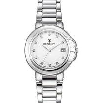 Bentley 'lady Bentley' Quartz Watch 35mm Ss Case &...