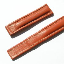 Breitling Tradema Kalb Armband Band Strap 21/18mm 80/110 Braun...
