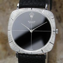 Rolex Cellini Geneve Swiss Made 18K Gold 1680824 Manual 31mm...