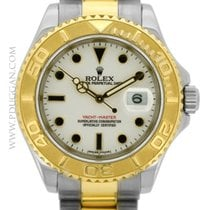 Rolex stainless steel and 18k yellow gold Gent's Yachtmaster