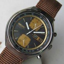 Seiko Bullhead 6138-8030 Automatic 40 mm Steel Vintage