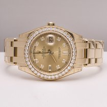 Rolex Day-Date Masterpiece Diamonds NOS