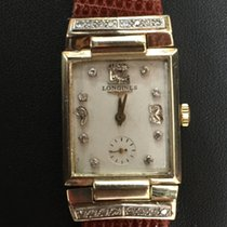 Longines Diamanti Oro Gold 28 mm Lady Diamonds Diamond