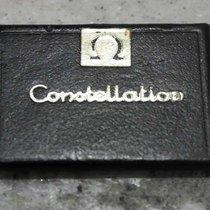 オメガ (Omega) vintage display tag black constellation model