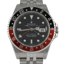 Rolex GMT Ref. 16710 Cal. 3186