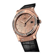 Hublot Classic Fusion 42mm · House of Mandela 542.OX.0200.LR.1...