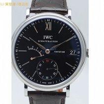 IWC ポートフィノ ハンドワインド エイトデイズ IW510102