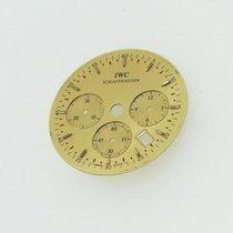 IWC Zifferblatt Ingenieur Quarz Chronograph Alarm