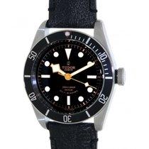 Tudor Heritage Black Bay 79220n Steel, Leather, 41mm