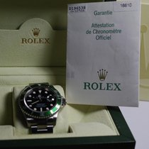 Rolex Submariner  LV Never Polish