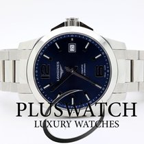 Longines Conquest Automatic 39mm Automatic Blue 3443