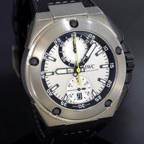 IWC Ingenieur Cronograph Edition Nico Rosberg Titanium