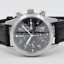 IWC Flieger Pilot Chronograph IW370603 Full Set