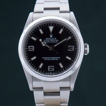 Rolex Explorer I, K-Serie, Reference 114270, LC 100, Full Set,...