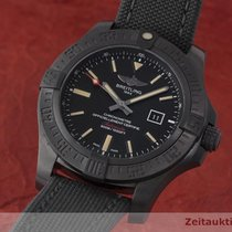 Breitling Avenger Blackbird Automatik Titan Herrenuhr V17310