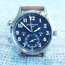 Patek Philippe Calatrava Pilot Travel Time - 5524G-001