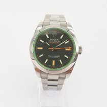 Rolex Milgauss GV 2010 Box & Papers