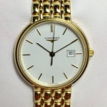 Longines Solid Gold 18 kt Ladies Watch