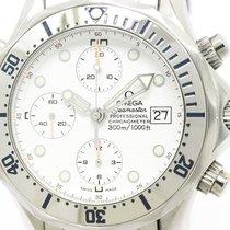 Omega Seamaster Professional 300m Chronograph Watch 2598.20...