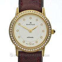 Blancpain Automatic Damenuhr 0096-0018-028