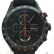 TAG Heuer Carrera Calibre 1887 Chronograph 43,00 mm  CAR2A80.F...