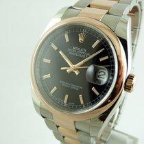 Rolex Datejust  Rosegold  / Steel