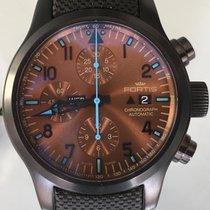Fortis Blue Horizon Chronograph