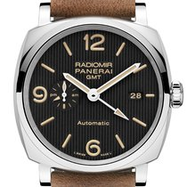 Panerai Radiomir 1940 3 Days GMT PAM657 Acciaio