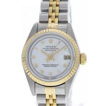 Rolex Datejust 69173 18K YG & SS
