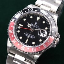 Rolex GMT - MASTER II COKE BEZEL ALL ORIGINAL PARTS