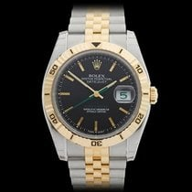 Rolex Datejust Turn-o-graph Stainless Steel & 18k Yellow...