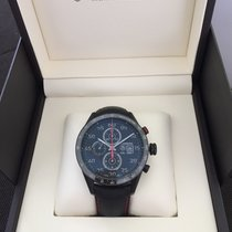 TAG Heuer Carrera Calibre 1887 Racing Schwarz CAR2A80.FC6237...