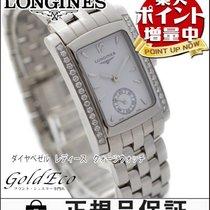 ロンジン (Longines) 【超美品】LONGINES【ロンジン】 ドルチェビータ ダイヤベゼル レディース腕時計【中古...