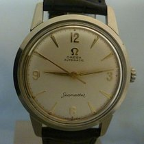 Omega vintage automatic stainless steel seamaster 1958 cal 471...