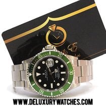 Rolex Submariner Date Ser.D Never polished Just service