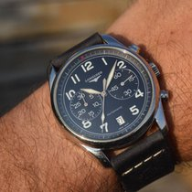 Longines AVIGATION SPECIAL SERIES l2.629.4 Automatic Chronograph